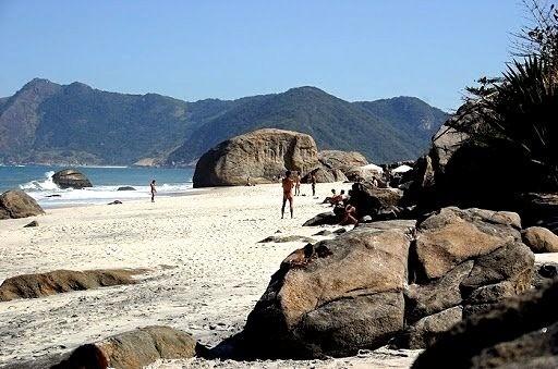 Praia doAbricó