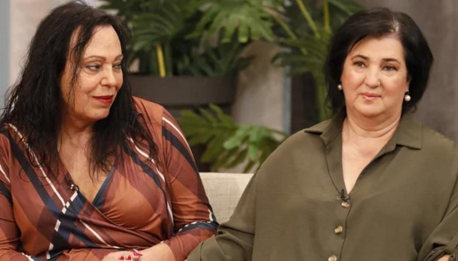 Francisca e Eugénia Martins