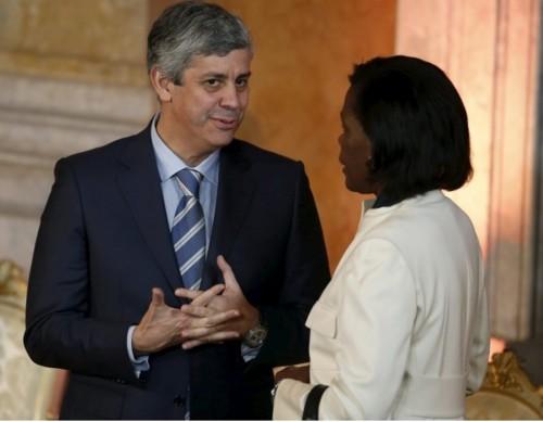 MinistroFinancasMarioCenteno+MinistraJusticaFranci