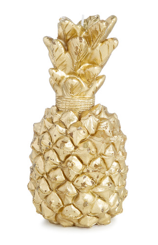 Kimball-9150701-Shaped Candle Pineapple, Grade J,