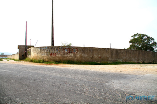 Campo de futebol de Verride (1) Muro