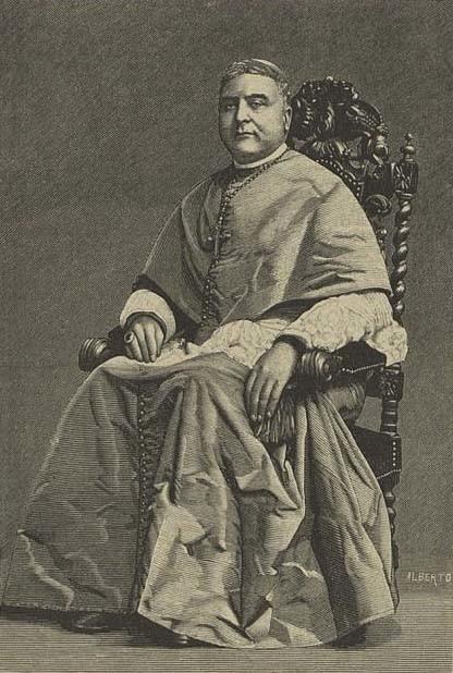 D. Manuel Correia de Bastos Pina (O Occidente, 190