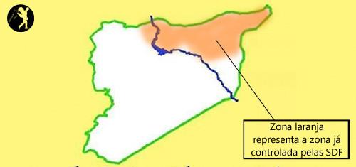 zona SDF