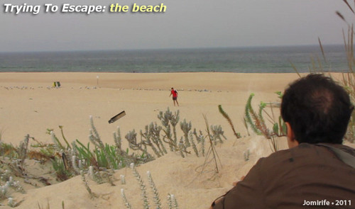 Trying To Escape: the beach - galeria 3