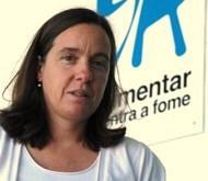 Isabel Jonet, presidente do Banco Alimentar...