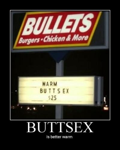 Buttsex