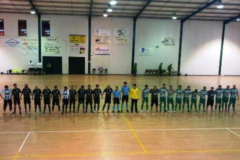 Ançã FC - Pampilhosense 26ªJ DH Futsal 30-03-19