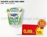 Aloe Vera 50% de desconto + 25% cupão continente