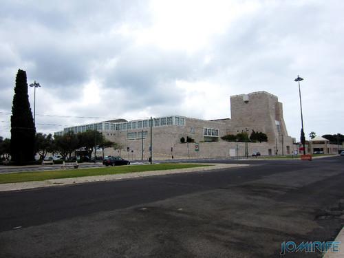 CCB Centro Cultural de Belém (6) Edifício [en] Libson - Belem Cultural Center - Building