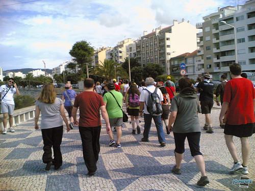 Encontro/Caminhada Fãs Facebook Figueira da Foz