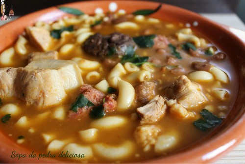 sopa da pedra deliciosa   receitas f ceis r pidas e