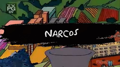 the simpsons Narcos.jpg