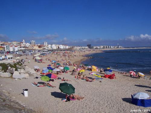 Praia de Buarcos (Figueira da Foz) 9.07.2011