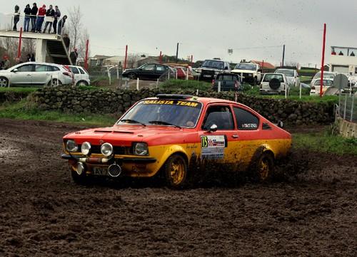 Carlos Borges e o bonito Opel Kadett GT/E...
