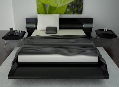 mobiliário moderno para quarto de casal grande