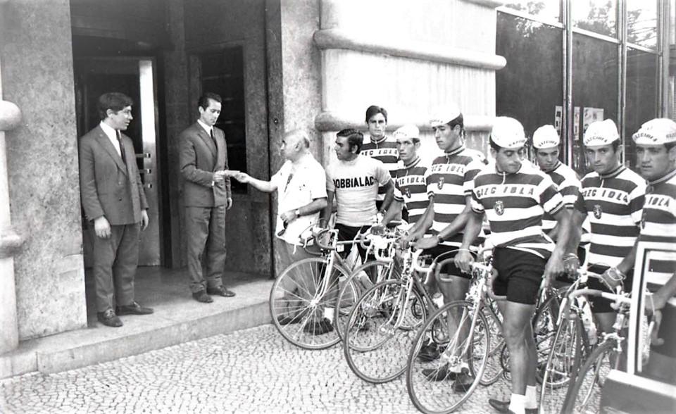 VP 1971 equipa do Sporting visita Diário de Notí