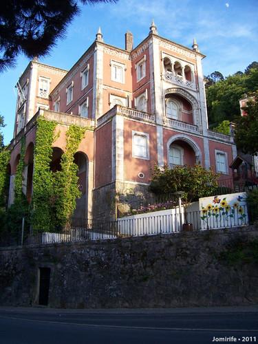 Sintra: Casa antiga grande