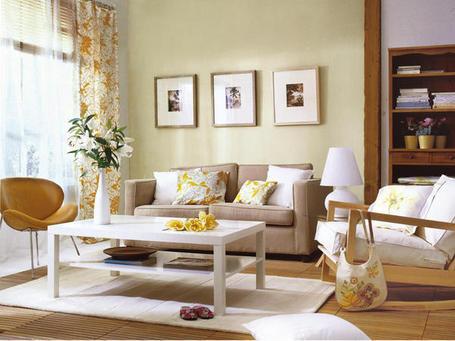 Ideias para decorar salas de estar decora o e ideias - Decoracion etnica salones ...