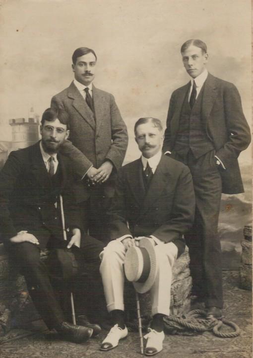 1912 - Satúrio Victor MarqAbrantes PedroLancTávo