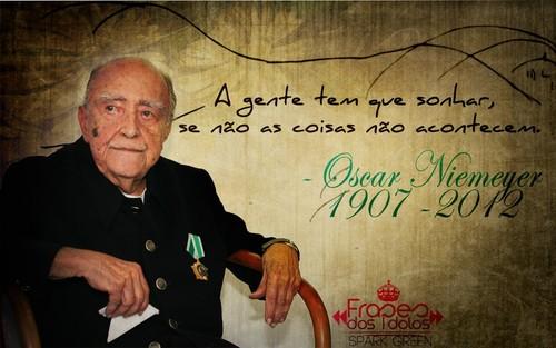 Sonhos, Oscar Niemeyer