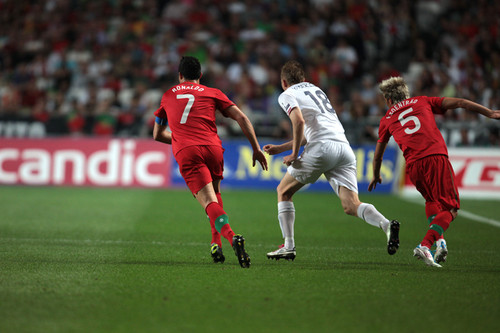 Portugal x Noruega 2011