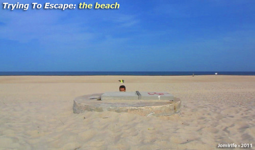 Trying To Escape: the beach - galeria 1