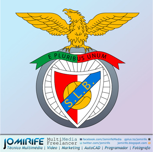 Portfolio: Logotipo - Benfica