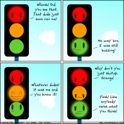 Smart traffic lights use game theory to ease traffic congestion ...