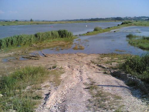 Geocaching: O trilho está complicado para passar