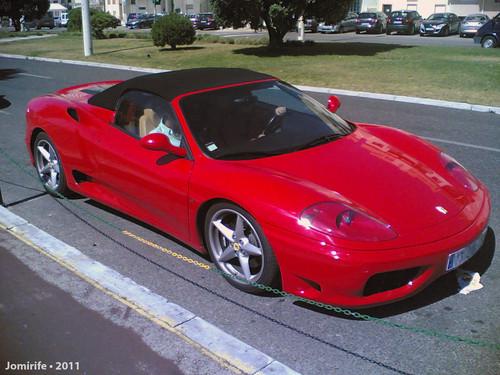Ferrari 360 na Figueira da Foz