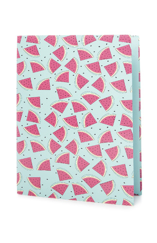 Kimball-8735001-watermelon folder, grade missing,