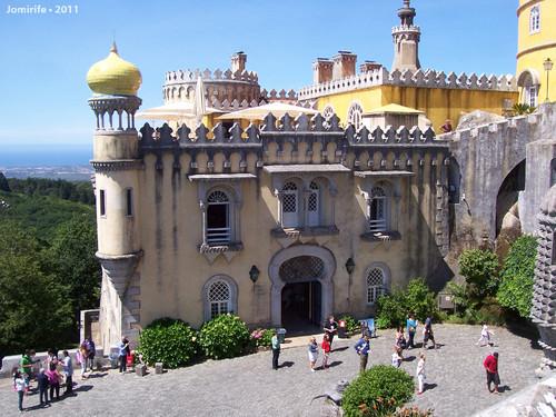 Sintra: Palácio da Pena