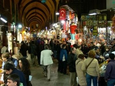 Evitar vendedores em viagens de férias e turismo