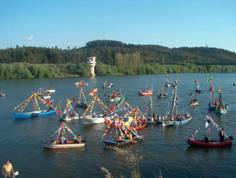 Bênção dos Barcos - Festas do Concelho - Const