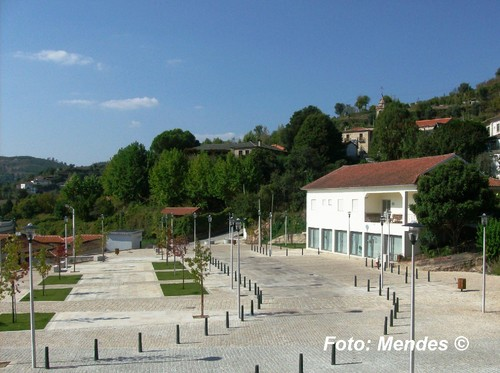 Vila de Cerva - Largo do Posto Médico