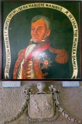O Governador José Gonçalves da Silva
