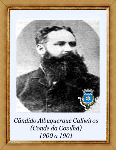 Cândido Augusto de Albuquerque Calheiros (Conde d