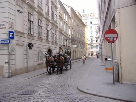 Viena na Áustria - 3ª posição nas cidades em 2013