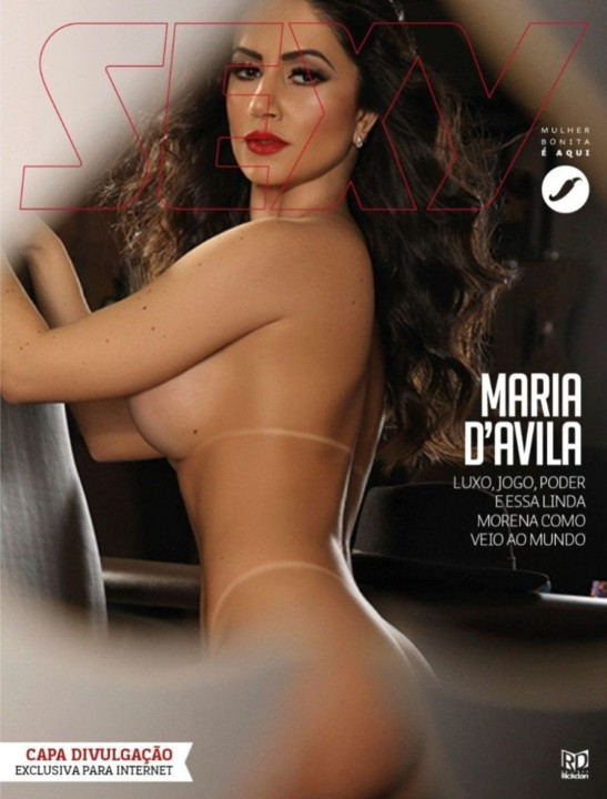 Maria D'Avila capa.jpg