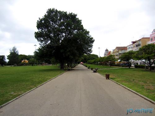 Lisboa - Jardim de Belém (1) [en] Lisbon - Garden of Belem