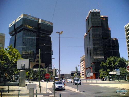 Torre das Amoreiras, Lisboa