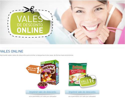 Vales Nestlé