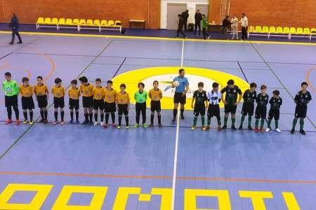 Pampilhosense - NS Condeixa 15ªJ Infantis futsal