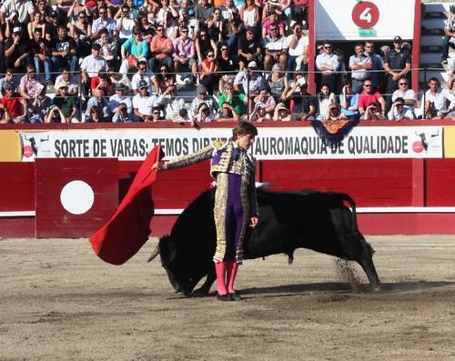 Juan Leal, rumo ao triunfo...