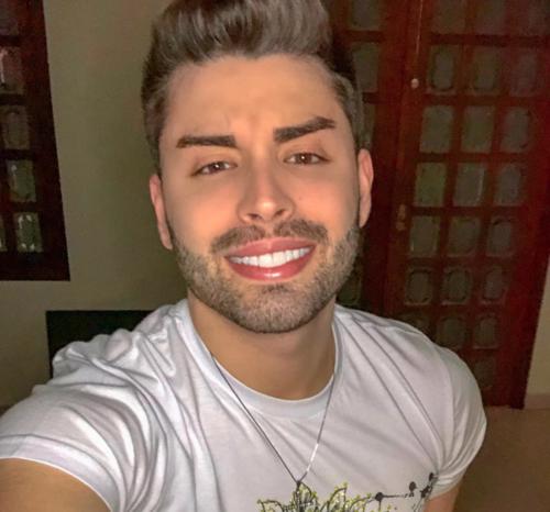 Matheus Piaia namorado Dani Russo