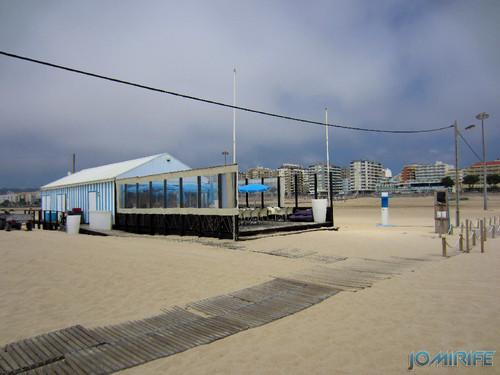Bar de praia da Figueira da Foz #9 - Azul e branco (3) Beach Bar in Figueira da Foz