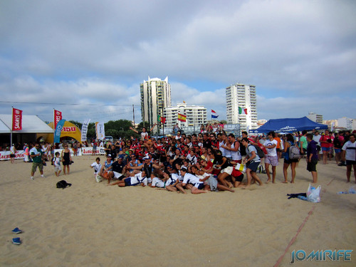 Figueira da Foz Beach Rugby 2013 - Todos na fotografia (1) / Everyone in the picture