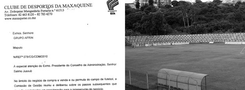 Campo do Maxaquene