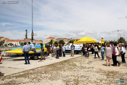 GP Motonautica (159) Grua F4 - Barcos em fila
