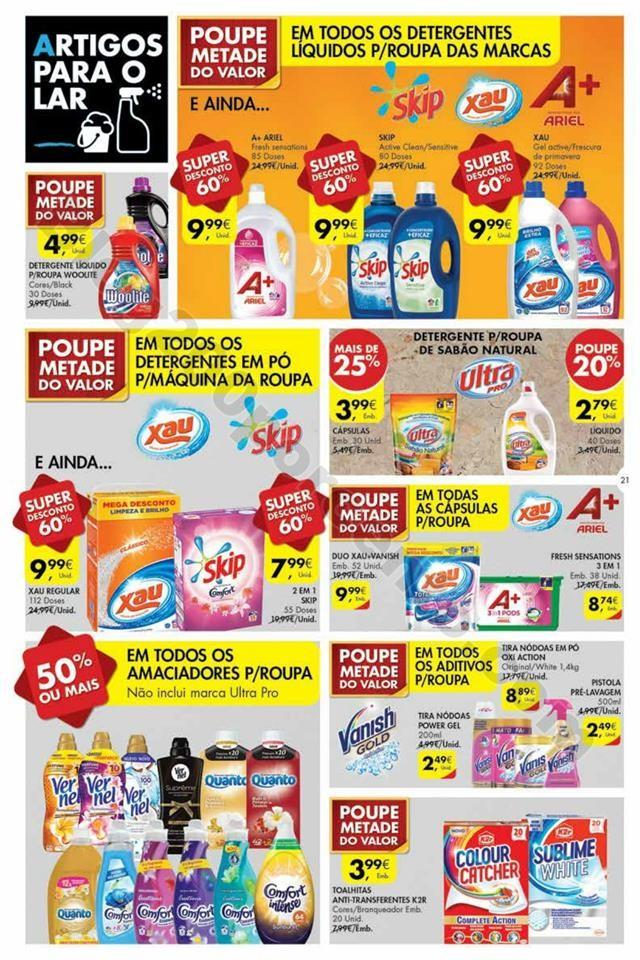 Antevisão Folheto PINGO DOCE Promoções de 14 a